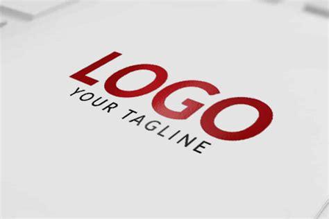 Logo Mockup 22 Of The Best Free Realistic Logo Mockup Templates