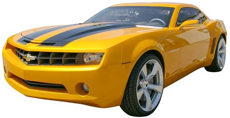 Wallpaper Car And Clip by Yellow Camaro Png Clip Best Web Clipart