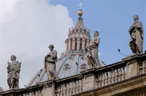 il y a un an au vatican kerviel et le pape françois les visite du vatican