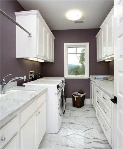 peinture pour cuisine blanche 80 idées d 39 intérieur pour associer la couleur prune