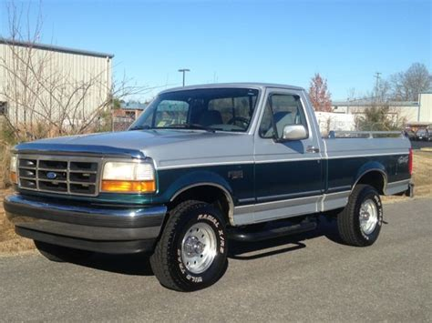1996 Ford F 150 by 1996 Ford F 150 Xlt