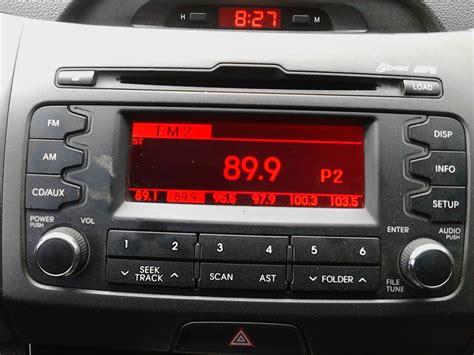 Kia Forte Radio Memory Wire Diagram Wiring