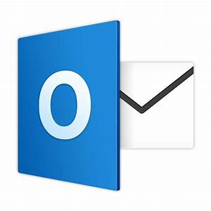Outlook for Mac 16 JasonZigrino icon 1024x1024px (ico, png ...