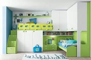 Stauraum Für Kinderzimmer : kinderzimmer einrichten ideen stauraum kleiderschrank ~ Sanjose-hotels-ca.com Haus und Dekorationen