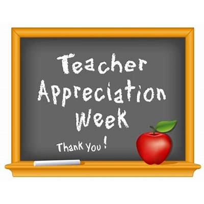 Teacher Appreciation WeekGadsden City Schools