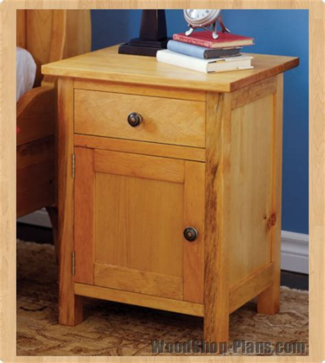 Plans For Nightstand by Classic Stand Woodworking Plans Woodshop Plans