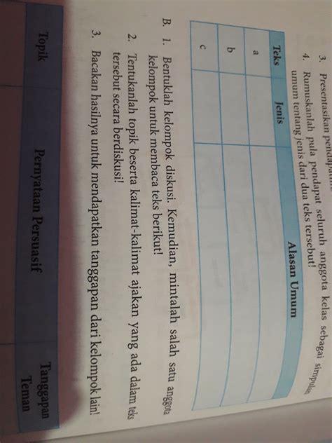 Kunci jawaban bahasa indonesia smp kelas 7 semester ganjil. Kunci Jawaban Buku Bahasa Indonesia Kelas 8 Kurikulum 2013 ...