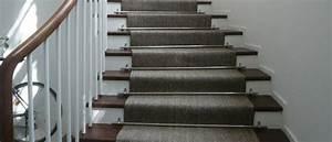 Teppich Für Treppe : der treppenteppich als akzent im eingangsbereich ~ Orissabook.com Haus und Dekorationen