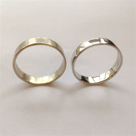 make your own wedding rings experience day for two by day goldsmith