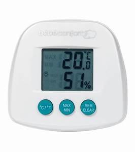 Thermomètre Hygromètre BEBE CONFORT : Avis