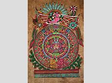 Aztec sun stone Wikipedia