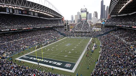 centurylink field seating chart pictures directions  history seattle seahawks espn