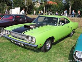 1970 Plymouth Road Runner Cars