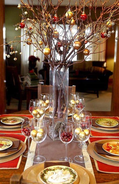christmas table decorations  christmas celebration