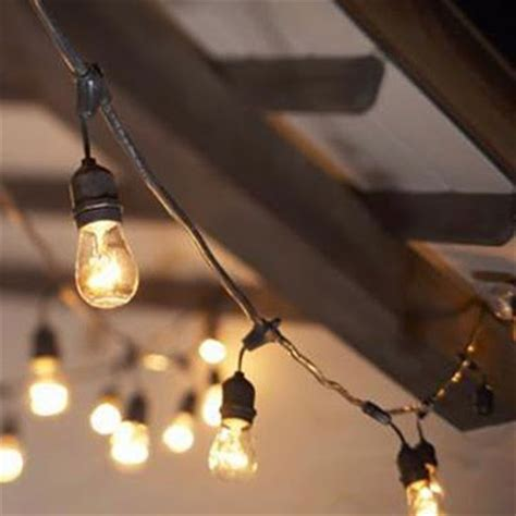 let s stay edison string light pendants