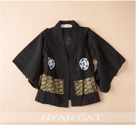 jual beli set baju kimono anak laki laki kimono set