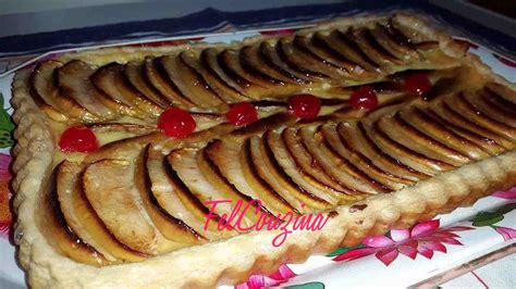 tarte aux pommes feuillet 233 e felcouzina