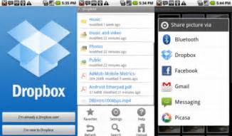 dropbox for android eric shaw journal on social mobile computing