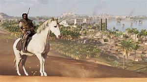 Zo krijg je een eenhoorn in Assassin's Creed Origins - Invader