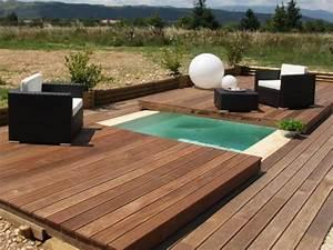 amenagement piscine enterree de petite taille With piscine de petite taille
