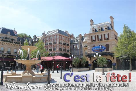 Vive La France 5 French Inspired Attractions At