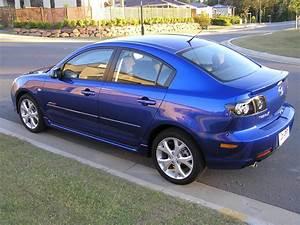 2006 Mazda 3 I Sedan 2 0l Manual