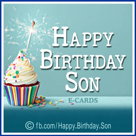 Facebook Birthday Cards Son Email Google Twitter 0 Comments