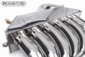 New Altima  Maxima 3 5l Ssv Polished Intake Manifold 02