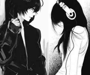 Anime Couple Hoodies Cute Anime Girls With Hoodies Www Pixshark Com Images