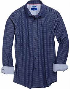 Men S Wearhouse Size Chart Egara Navy Diamond Jacquard Sport Shirt Men 39 S Shirts