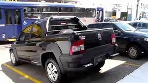 Fiat Strada Cab Dupla Adventure 1 8 8v  Flex  - 2010