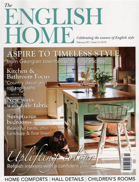 Home Magazine by Top 10 Favorite Home Decor Magazines On Summerhill