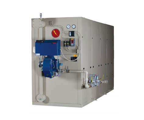 Fth, Flextube Gas/oil Fired Hot Water Boilers