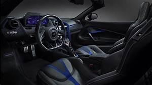 McLaren 720S Spider by MSO Geneva 2019 Interior 5K