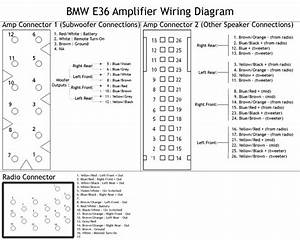 2001 Bmw 325i Radio Wiring Diagram