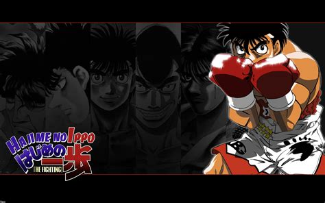 Knockout Anime Wallpaper - hajime no ippo wallpapers 68 images