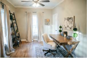 Joanna Gaines Fixer Upper Office