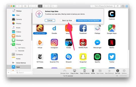 how to pictures from iphone to mac how to backup install apps on iphone or from mac or