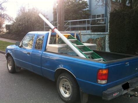 Ford Ranger Headache Rack by Toolbox And Headache Rack Built For Ford Ranger West Shore