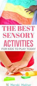 50+ Affordable Sensory Play Activities for Children's ...