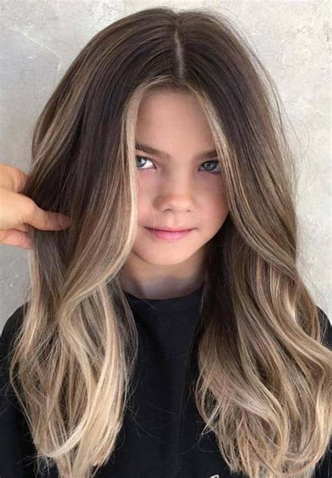 graceful long hairstyles ideas  teenage girls
