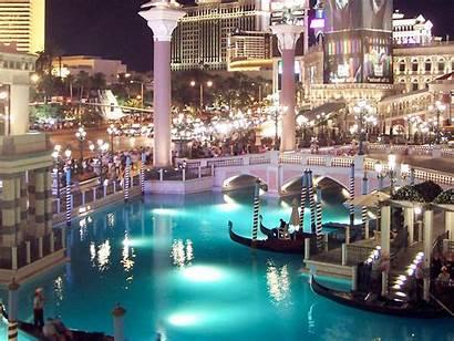Vegas Las Wallpapers Desktop Hotel Venetian Widescreen