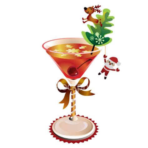christmas cocktail party holiday drinks clipart clipart suggest