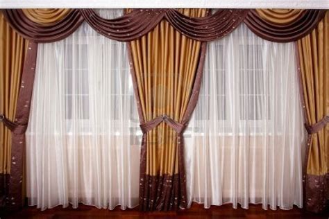 Home Curtain : How To Hang Curtains & Drapes (with Picture Ideas