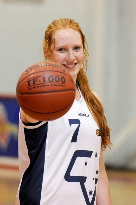 Chloe Bibby Selected For Australian Women's Basketball