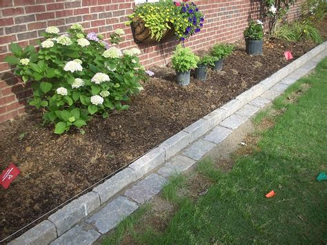 ideas for flower bed borders best flower bed edging ideas for your home