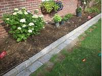 flower bed edging Best Flower Bed Edging Ideas For Your Home