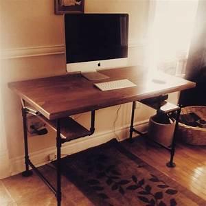 Construire Un Bureau : comment construire un bureau de travail en 10 tapes faciles ton barbier ~ Melissatoandfro.com Idées de Décoration