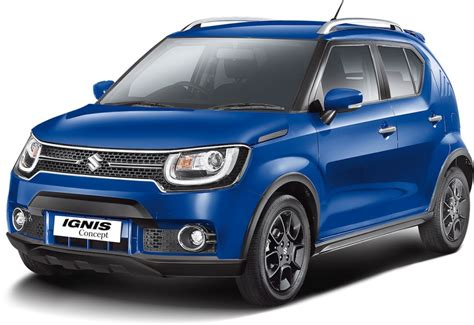 Maruti Suzuki Ignis Continues Testing, Launch Set For 2017