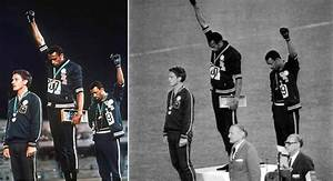 1968 Olympic gold medallist Tommie Smith attends 'Black ...